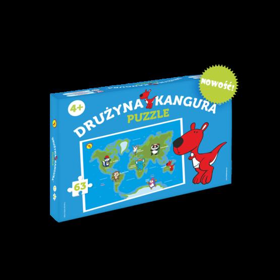 Drużyna Kangura® PUZZLE